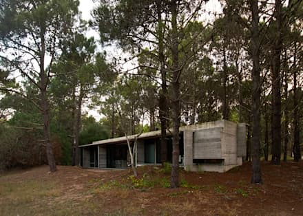 CASAS GREEN PLANET : Casas de estilo mediterraneo por green planet