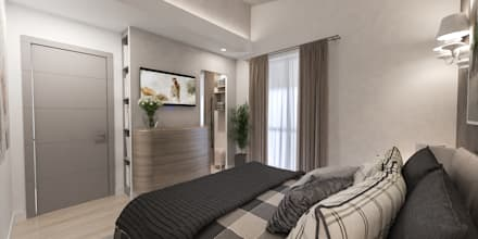 Camera da letto moderna: Idee & Ispirazioni | homify