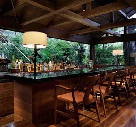 EXEX Garden Daikanyashiki / Zen Garden: Jardines de estilo asiático de Kisuna Garden