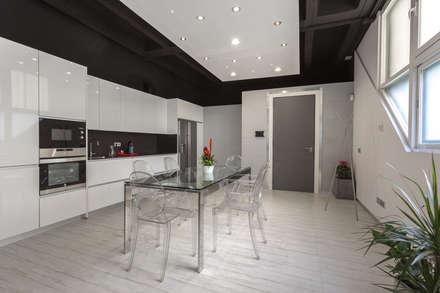 Fotografía Interiores: Estudios y despachos de estilo industrial de CABALLERO Fotografía de Arquitectura, Inmobiliaria e Interiorismo