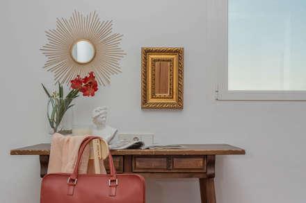 Fotografía Interiores: Estudios y despachos de estilo mediterráneo de CABALLERO Fotografía de Arquitectura, Inmobiliaria e Interiorismo