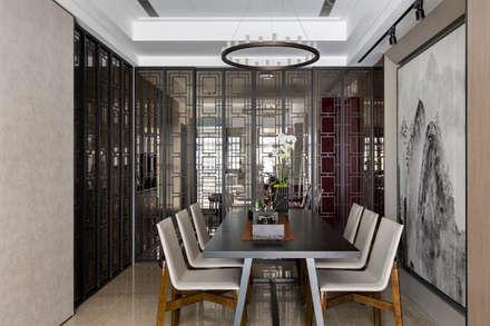 《暢意之居》:  餐廳 by 辰林設計