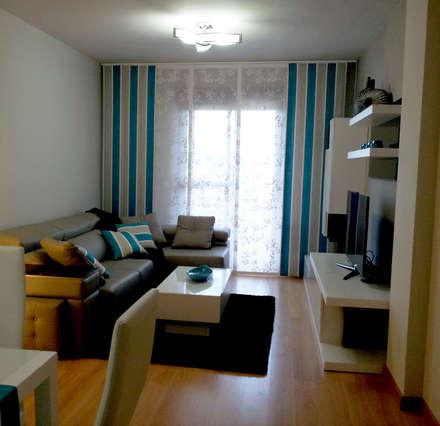 Salones modernos dise o e ideas de decoraci n homify - Samarkanda muebles ...