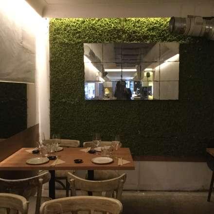 Restaurante Japonés: Locales gastronómicos de estilo  de Madariaga & Brujó