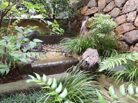 料亭ふな又: 庭良が手掛けた庭です。