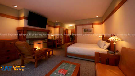 Lodge Torrey Pines:  Hotels by Rayvat Engineering