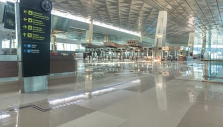 Terminal 3 Ultimate Soekarno-Hatta International Airport:  Lapangan terbang by Wisma Sehati
