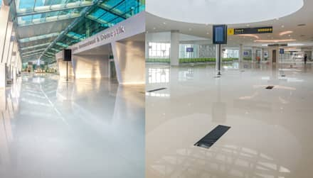 Sepinggan International Airport Balikpapan:  Lapangan terbang by Wisma Sehati