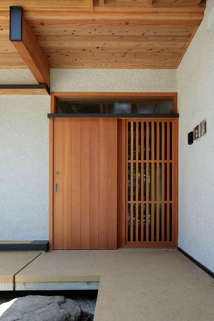 Doors by 山道勉建築