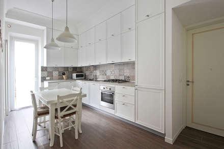 Cucina Country Moderno: Cucina in stile In stile Country di JFD - Juri Favilli Design