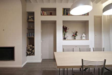 Salotto Design Country : Sala da pranzo in stile In stile Country di JFD - Juri Favilli Design