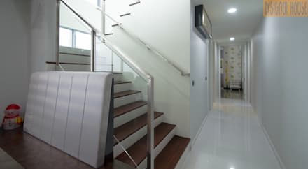 Corridor View:  Corridor, hallway by Designer House