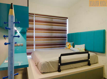 Kid Room:  Boys Bedroom by Designer House