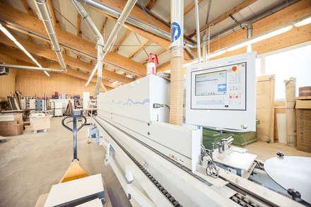 Unsere Werkstatt:  Boden von copado. GmbH & Co. KG