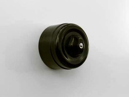 Drehschalter (Replika) Bakelit:  Flur & Diele von SCHOß INGENIEUR GmbH