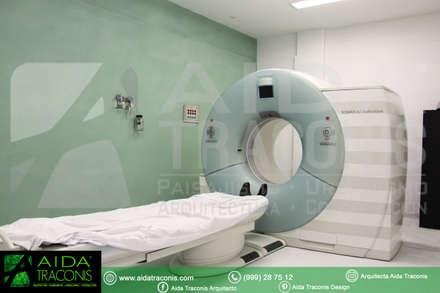 مستشفيات تنفيذ AIDA TRACONIS ARQUITECTOS EN MERIDA YUCATAN MEXICO