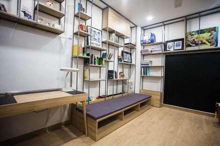 Thư viện :  Phòng học/Văn phòng by Công ty TNHH Xây Dựng TM – DV Song Phát