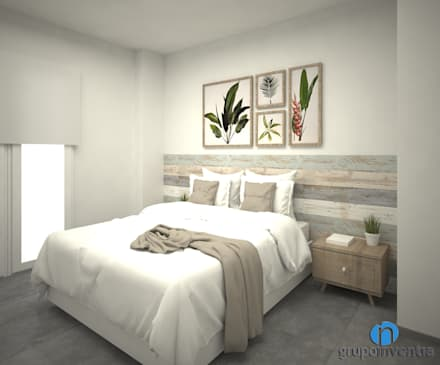 Dormitorios ideas dise os y decoraci n homify for Habitaciones decoradas modernas