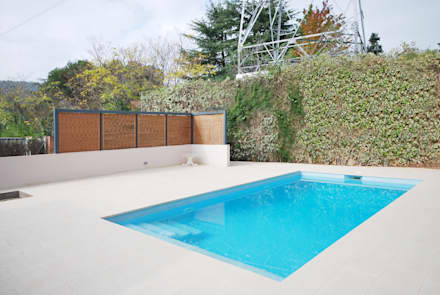 industrial Pool by Abrils Studio