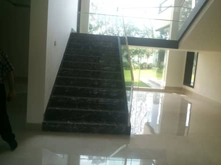Stairs:  Stairs by ANBN DESIGNS