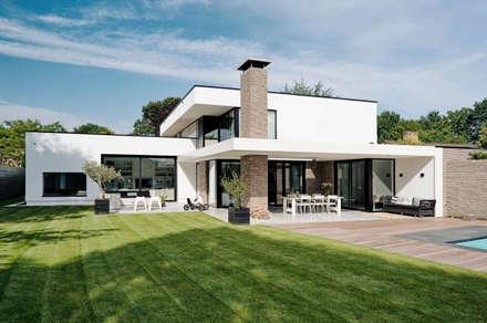 Villas by BB architecten