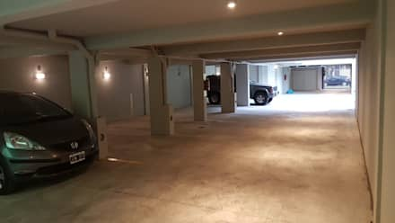 Garajes ideas im genes y decoraci n homify for Garajes para carros