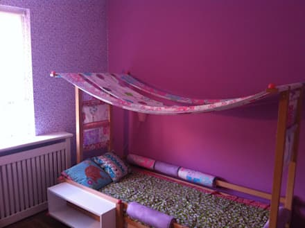 Artefactum en Holanda: Dormitorios infantiles de estilo minimalista de ARTEFACTUM
