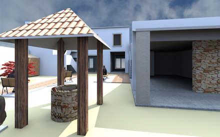 Ferias de estilo  de 2FCS - Arquitectura e Decoração