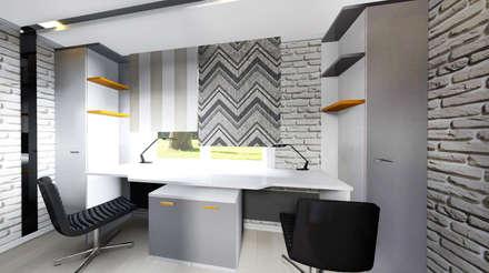 Boys Bedroom by ARTWAY центр профессиональных дизайнеров и строителей