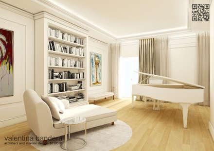Studio - appartamento privato: Studio in stile in stile Moderno di valentina bandera STUDIO