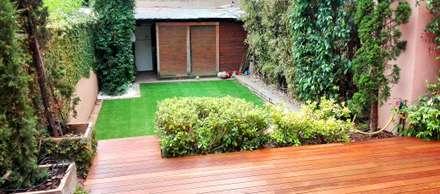 jardin Barcelona - Maresme: Jardines de estilo clásico de ecojardí