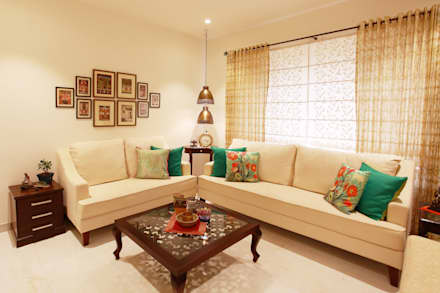 Wonderful New Interior Designs For Living Room. Lotus Apartment Modern Living Room By  Saloni Narayankar Interiors