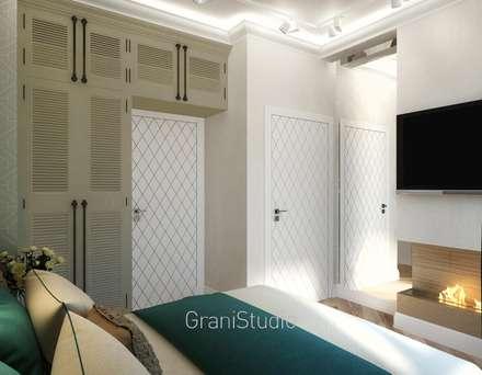 tropical Bedroom by GraniStudio