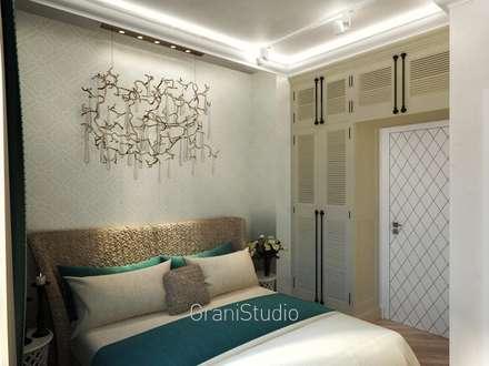 Оникс: Спальни в . Автор – GraniStudio