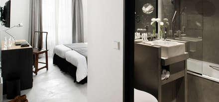 Hotel Pulitzer Madrid: Hoteles de estilo  de Oslätt