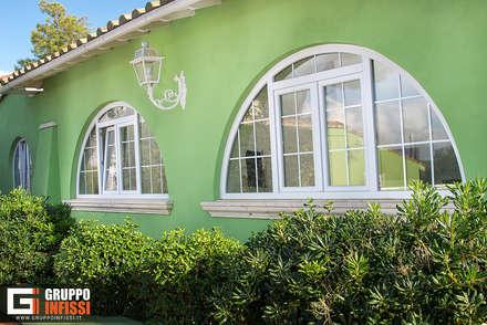 Finestre in pvc idee immagini e decorazione homify - Gruppo re finestre ...