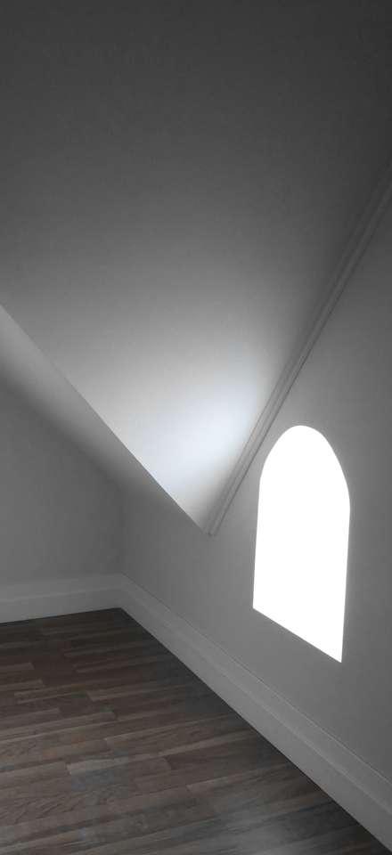 Деревянные окна в . Автор – Pedro de Almeida Carvalho, Arquitecto, Lda