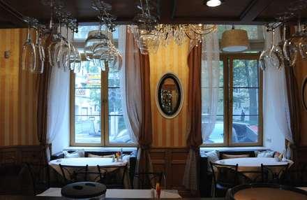 "кафе ""Донна Клара"": Ресторации в . Автор – ООО' А2про'"
