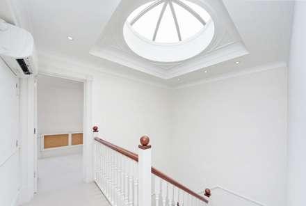 House renovation, Loft conversion Flood Street SW3:  Floors by House Renovation London Ltd