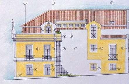Chòi by Pedro de Almeida Carvalho, Arquitecto, Lda