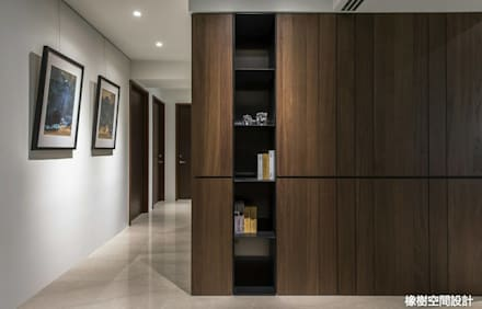 جدران تنفيذ 橡樹設計Oak Design