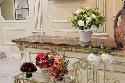 Дом цветочной моды. Год завершения проекта: 2010: Офисы и магазины в . Автор – Дизайн-студия интерьера и ландшафта 'Деметра'