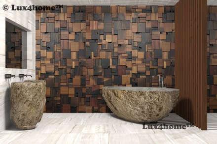bathroom ideas designs inspiration pictures homify. Black Bedroom Furniture Sets. Home Design Ideas