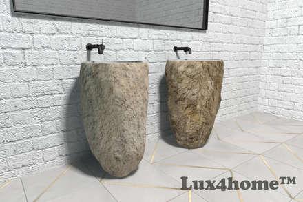 : scandinavian Bathroom by Lux4home™ Indonesia