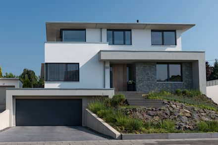 Ansicht:  Villa von Grotegut Architekten