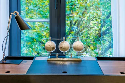 Apartment redesign and refurbishment :  Windows  by Hampstead Design Hub