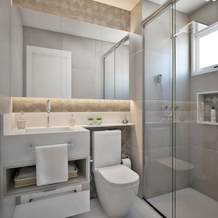 ห้องน้ำ by homify