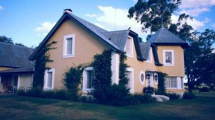 Casas rurales de estilo  de Estudio Dillon Terzaghi Arquitectura