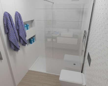 ห้องน้ำ by Smile Bath S.A.
