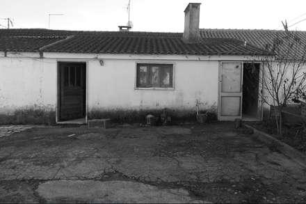 Recuperação de cozinha: Casas de campo  por Atelier OSO